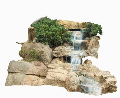 EKOL Bachlauf Wasserfall Gartenteich Bachlaufschalen Set I